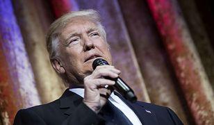 Prezydent Donald Trump już pobił rekord. Ma na starcie najniższe poparcie w historii pomiarów