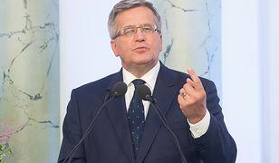 Wybory prezydenta Rzeszowa. Komorowski podejrzewa PiS o grę