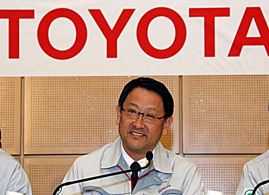 Toyota zapłaci miliony za małą usterkę