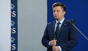 """Michał Dworczyk skomentował w programie """"Tłit"""" również słowa Jerzego Stuhra o wyborcach PiS"""