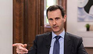 Prezydent Syrii Baszar al-Asad (zdj. arch.)