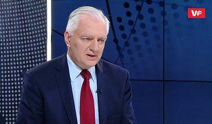 Wyniki wyborów 2019. Jarosław Gowin: Porozumienie nie zagłosuje za likwidacją 30-krotności