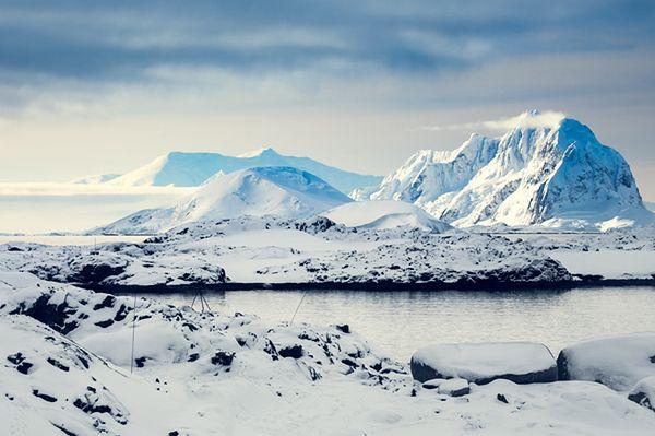Po ponad 100 latach lód oddał zapiski badacza Antarktydy