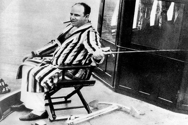 Chicagowski dom Al Capone wystawiono na sprzedaż