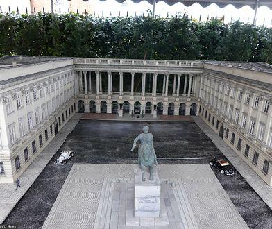 Warszawa. Pałac Saski zostanie odbudowany? Nieoficjalnie: premier podjął decyzję