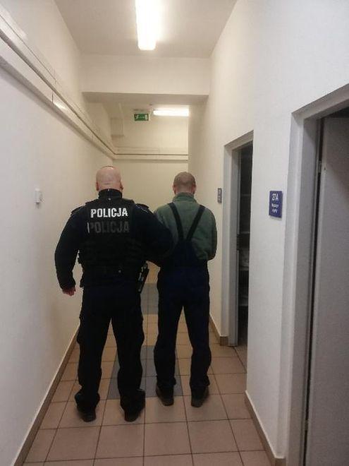 Libiąż. Policja zatrzymała dwóch mężczyzn ws. 24-latka ranionego nożem