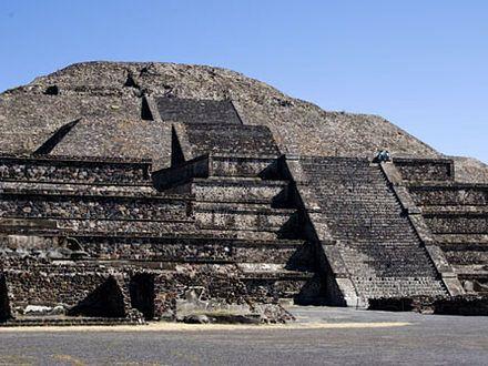 Teotihuacan – tam gdzie rodzą się bogowie