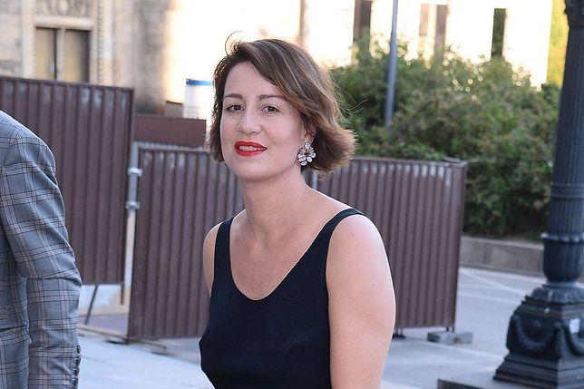 Maja Ostaszewska wspiera homoseksualnego przyjaciela w dniu jego urodzin