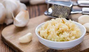 Odporność można wzmocnić, dodając do niektórych potraw czosnek.