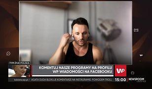 """Daniel Kuczaj krytykuje retuszowanie zdjęć przez gwiazdy: """"To głupi trend"""""""