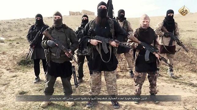 Dzihadyści Państwa Islamskiego znowu atakują w sieci