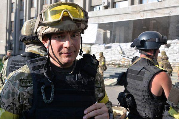 Szef MON Ukrainy musiał odejść, bo zginęło zbyt wielu żołnierzy?