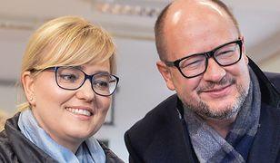 Rząd wysłał samolot po żonę prezydenta Gdańska Magdalenę Adamowicz