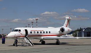 Takim samolotem latają od ubiegłego roku polscy przedstawiciele rządu