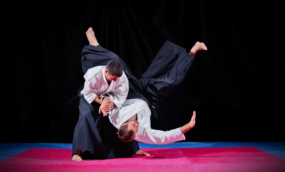 Sztuka walki aikido. Historia i techniki aikido