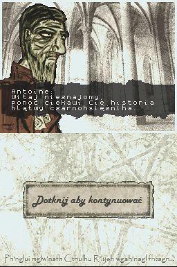 Alchemik - nasza luźna adaptacja opowiadania H.P.Lovecrafta
