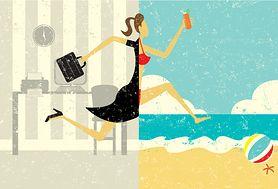 Urlop - długość, pracoholizm, jak odpoczywać, zdrowotne zalety