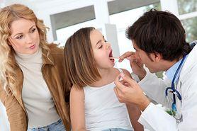 Objawy bakteryjnego, wirusowego, grzybiczego i atypowego zapalenia płuc u dzieci