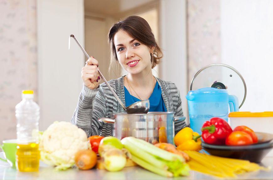 Mity na temat zdrowego żywienia