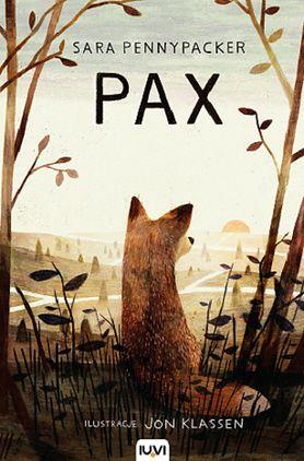 Pax to książka, która jest jak lis Pax: na wpół dzika i absolutnie piękna