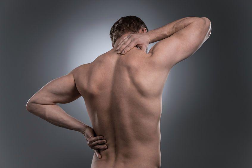 Ból pleców może zwiastować poważne choroby