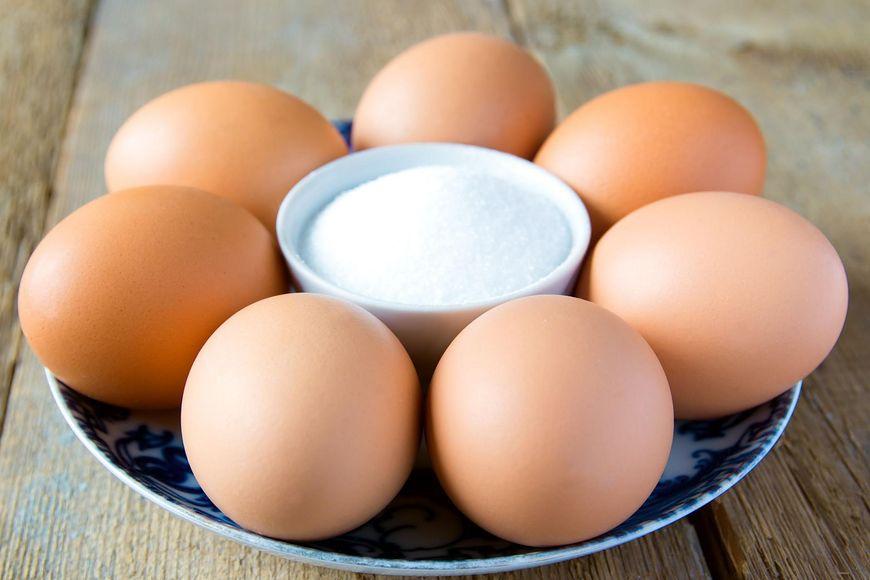 Sól i jajka