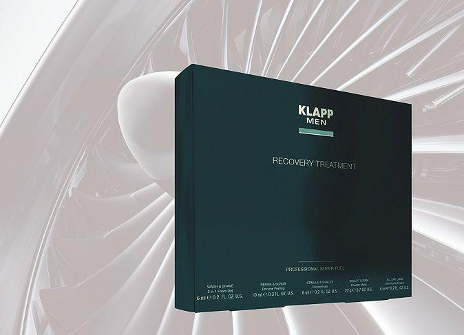 KLAPP Cosmetics dla mężczyzn