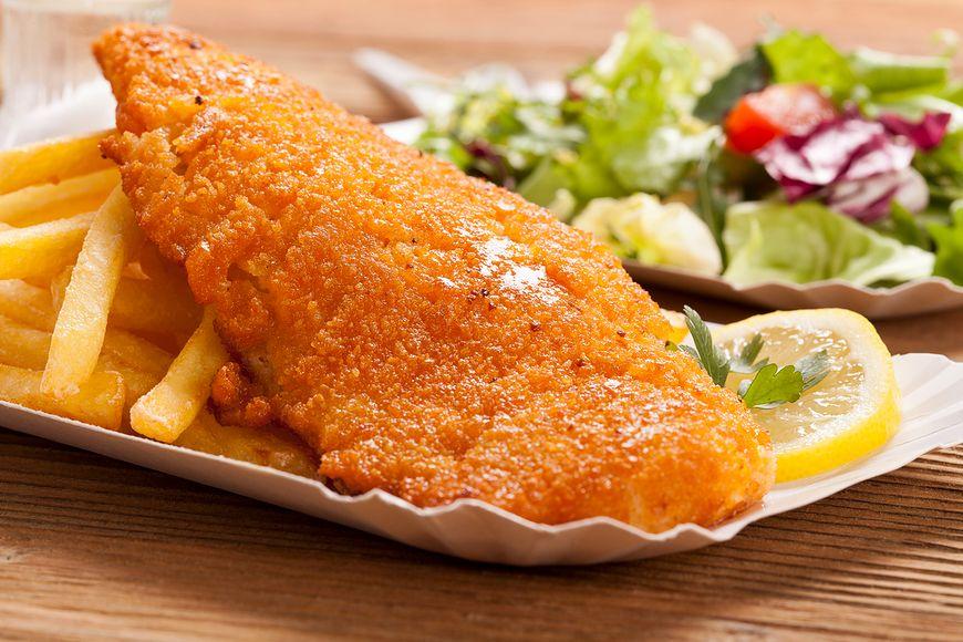 Ryba nie powinna być smażona na oleju słonecznikowym