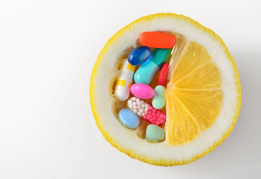 Sok z cytryny a odchudzanie