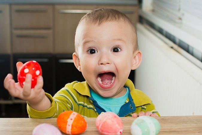Pojemność żołądka dziecka