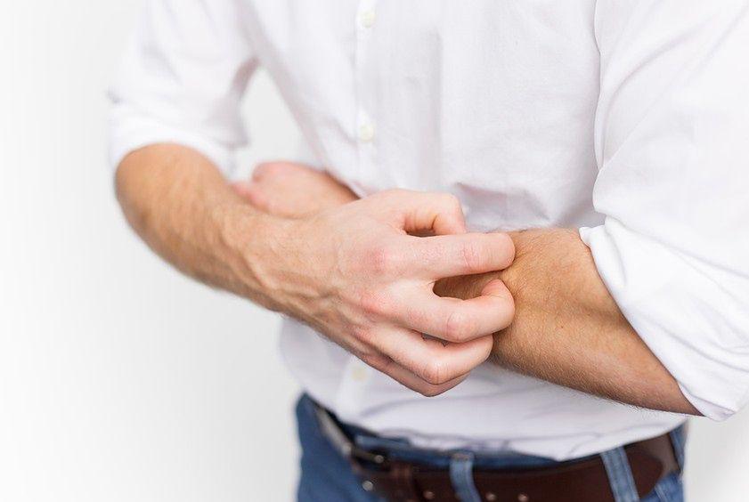 Atopowe zapalenie skóry u nastolatków i dorosłych