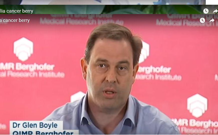 Dr Boyle ogłasza wyniki badań