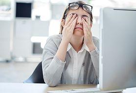 Ból oczu - jak sobie z nim radzić?