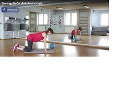 Bezpieczne ćwiczenia na mocne plecy dla kobiet w ciąży
