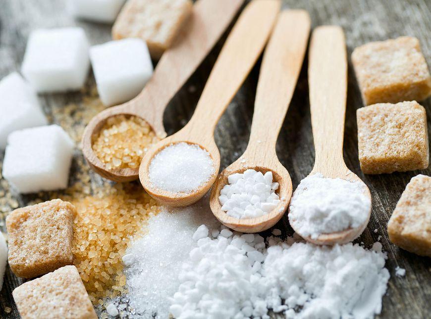 Cukier brązowy jest zdrowszy niż biały