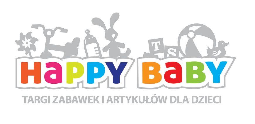 Logo targów HAPPY BABY