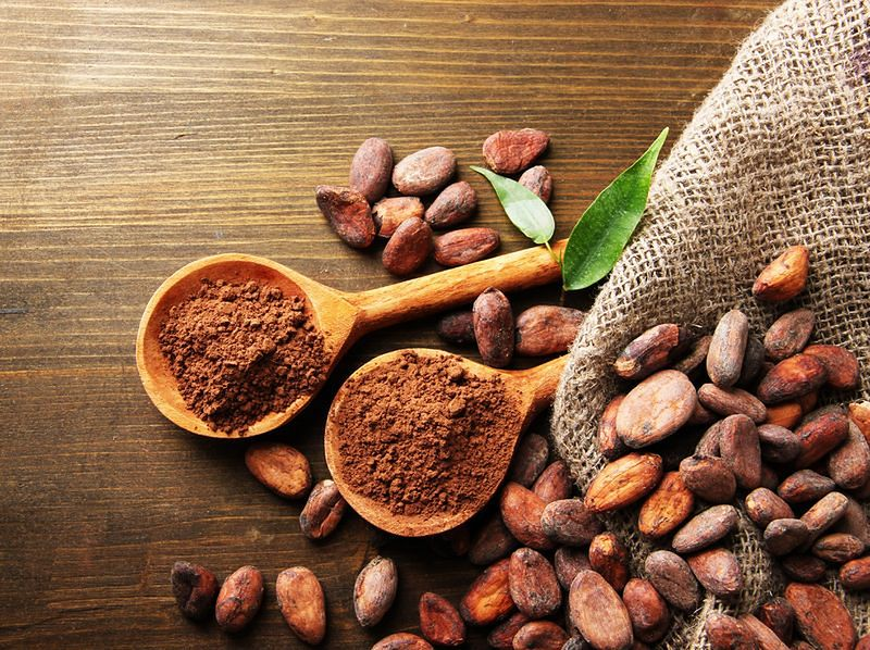 Wady kakao