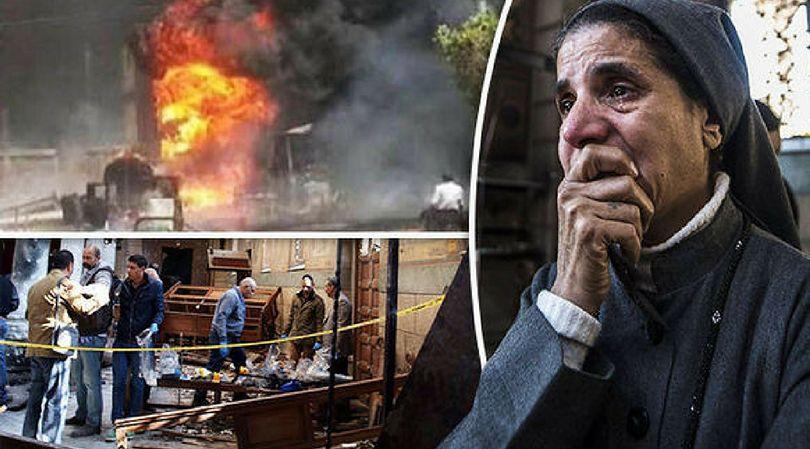 Zamach na chrześcijan w Egipcie