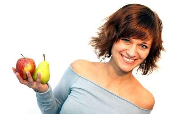 Figura jabłko