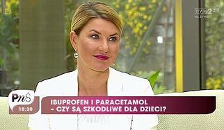 Ibuprofen czy paracetamol? Jakie leki podawać dziecku? (WIDEO)