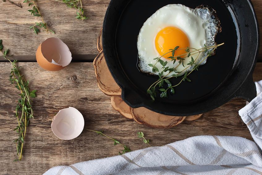 Niesamowita moc ukryta w jaju