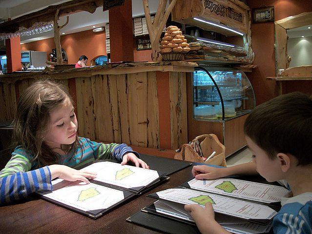 Dzieci z menu