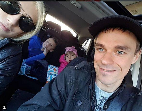 Piotr Żyła ma dwójkę dzieci