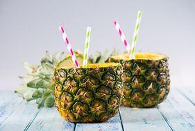 Dlaczego warto pić sok ananasowy?