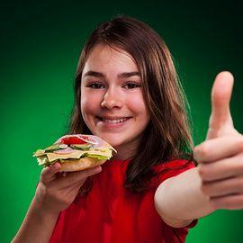Kuchnia nastolatka