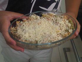 Makaron z serem - pyszny obiad w klika minut