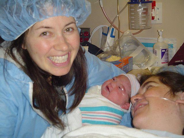 Poród z położną