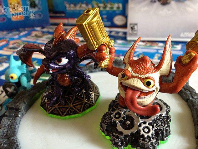 Figurki Skylanders Spyro's Adventure