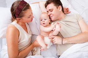 Rodzice z dzieckiem