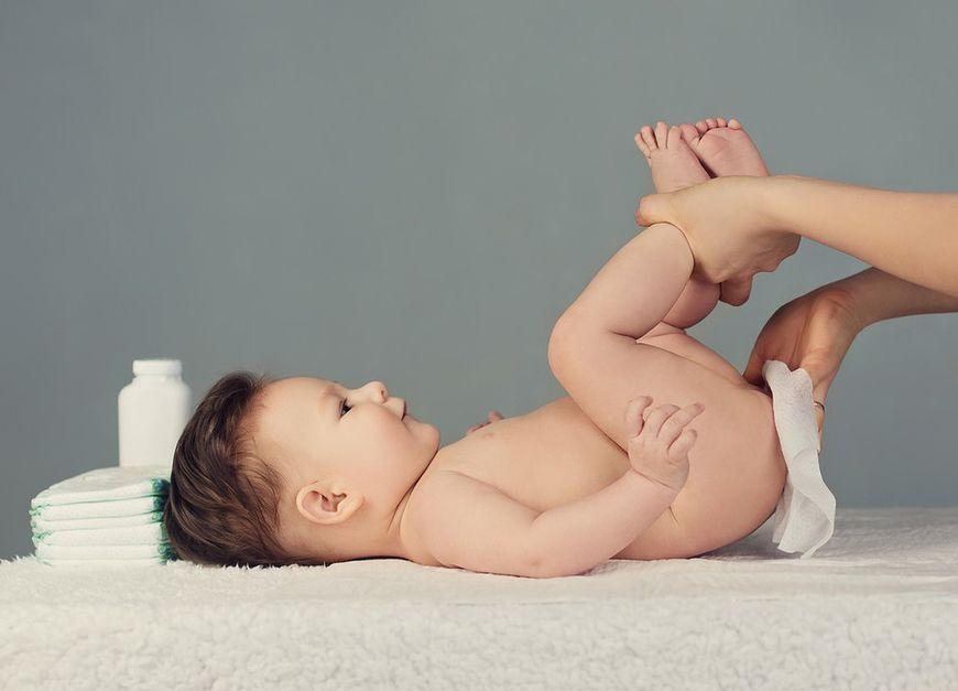 Zapobieganie wysypce pieluszkowej